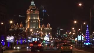 Москва - никогда не спит