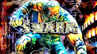 The Swarm Arcade Game 2 Player First Person Shooter: Evil Aliens Invade Earth - Fun Video Game Play