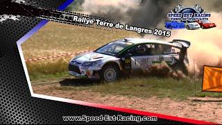 Vidéo Rallye Terre de Langres 2015 [HD]