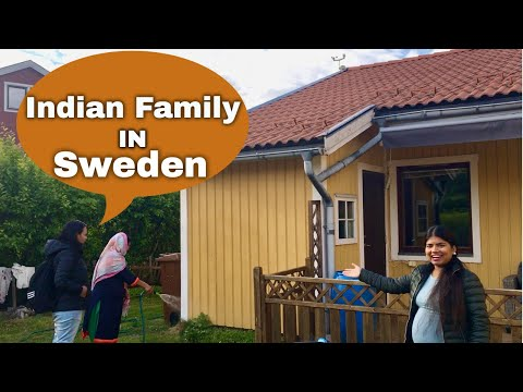 EP4 SWEDEN🇸🇪| Indian Family Settled in Stockholm | Nobel Prize Hall | Stockholm Night view