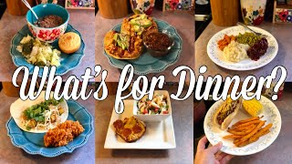 What's for Dinner?| Easy & Budget Friendly Family Meal Ideas| July 22-28, 2019
