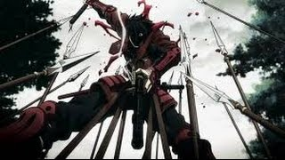 Gambar cover Drifters   Riot AMV