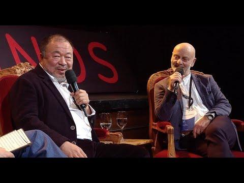 Ai Weiwei and Uli Sigg: Art and Politics (Part II) (2017 WORLD.MINDS Annual Symposium)