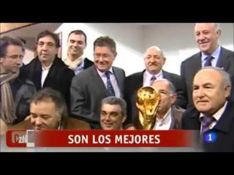 The most admired people in Spain: Nadal, Gasol, Bosque, Iniesta, Casillas...