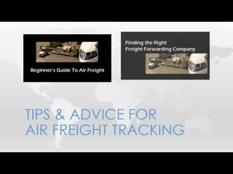 Tips & Advice for Air Freight Tracking