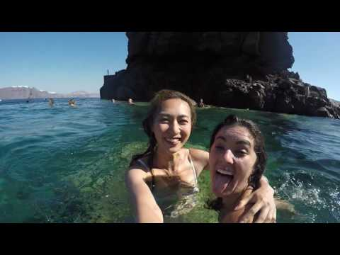 Three Cheap girls in Greece - Santorini @ Travel Loner 旅俠