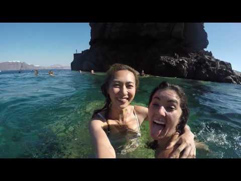 Three Cheap girls in Greece - Santorini @ Travel Loner 旅俠