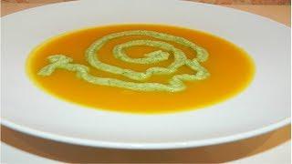 Вкусный нежный Тыквенный крем суп пюре Диета Пост Вегетарианский Супер Рецепт ПП ЗОЖ Гипоаллергенно
