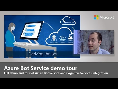 Build your own bots with Azure Bot Service