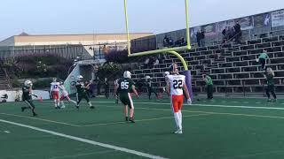 CCS football: Palo Alto 35, Los Gatos 21