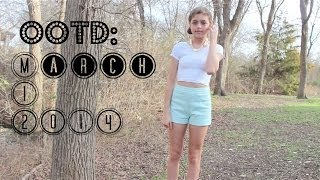 OOTD: March 1, 2014! Thumbnail