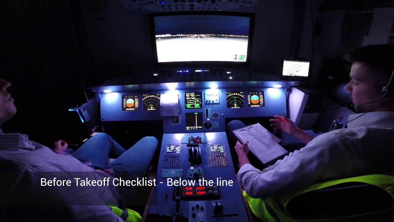Airbus Simulator – A320 Homecockpit
