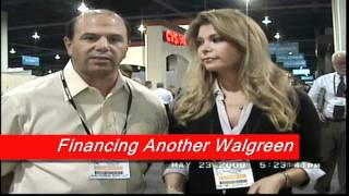 Chris Marabella and Shari Eckert Interview at Walgreen / CVS Booth ICSC Las Vegas 2011