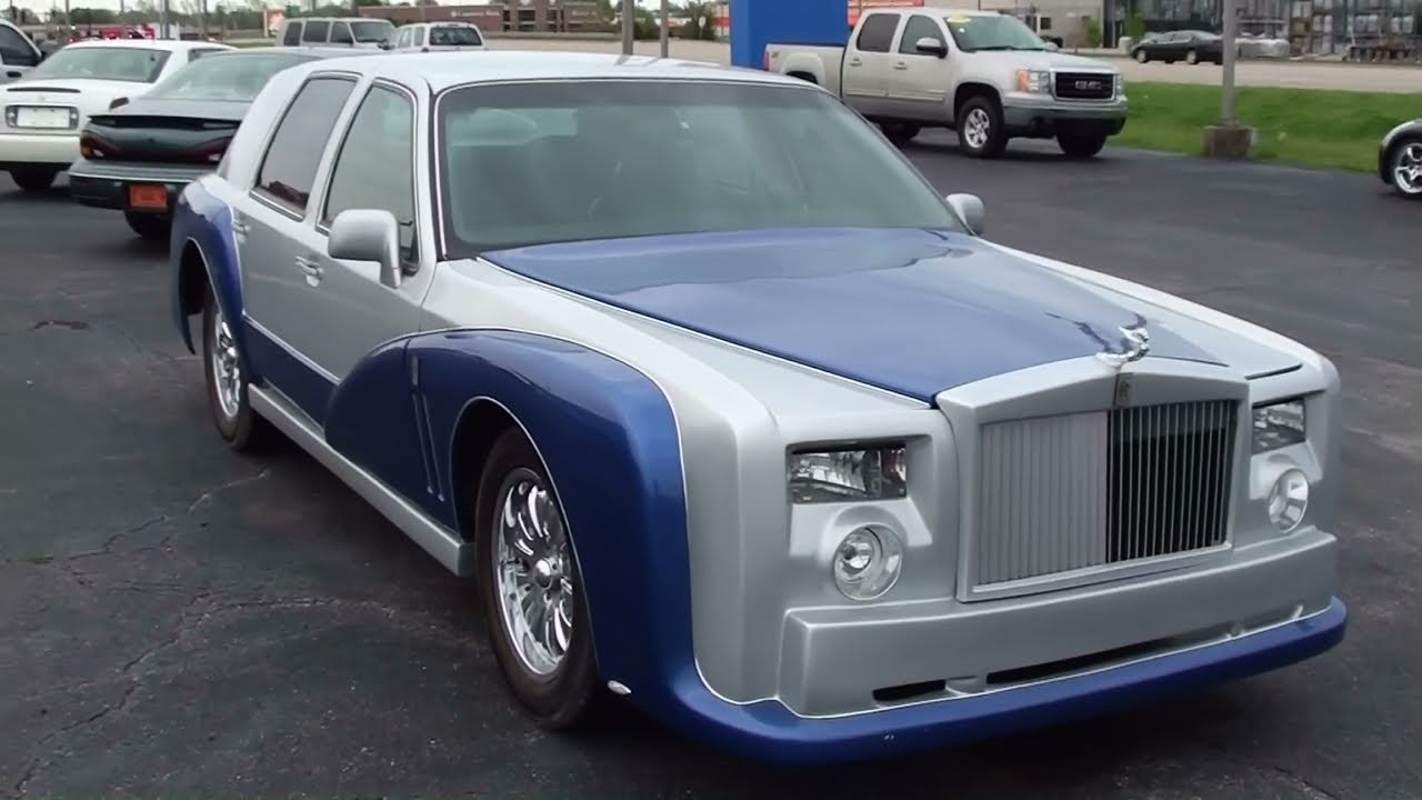 Rolls Royce Lincoln Youtube