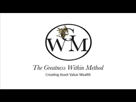4 Year Plan - Creating Asset Value Wealth