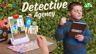 OSMO Detective Agency - Put Your Detective Hat On and Explore the World