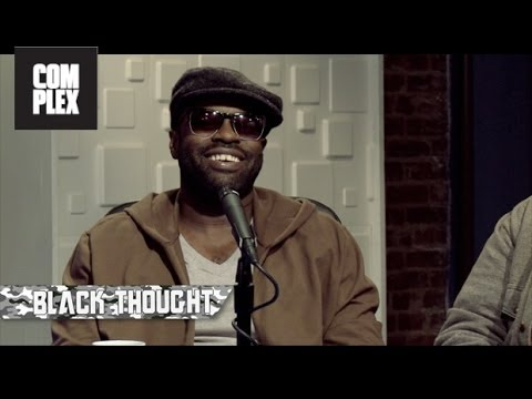 Black Thought on The Combat Jack Show Ep. 1 (History of Black Thought and Questlove, Beef with Nas)