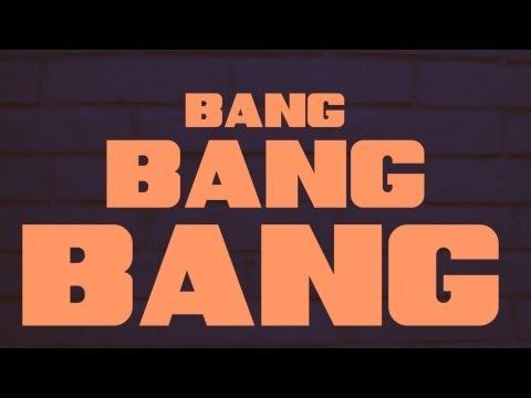 Bang, Bang, Bang (Move Your Body) [feat. Ms Triniti] - Chobo [Official Lyric Video]