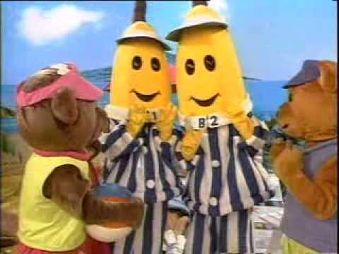 กล้วยหอมจอมซน ตอน ง่วงนอนจัง