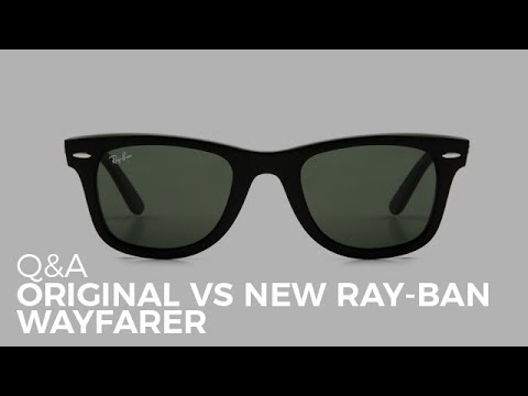 ray ban wayfarer ori vs fake