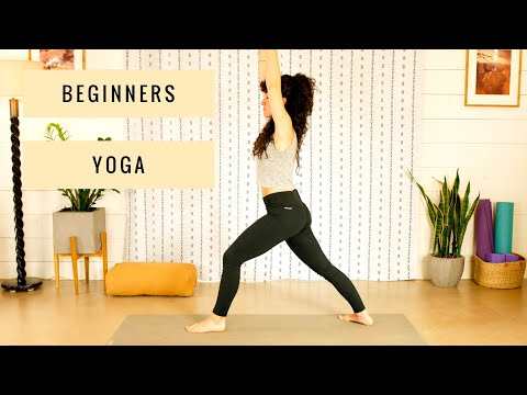 Beginners Yoga - Yoga Fundamentals For Safe At Home Practice