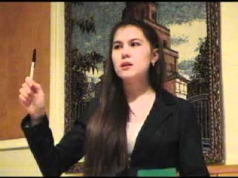 Ritas Tatar Lecture - in Tatar - 2010