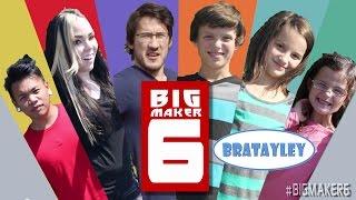 Big Hero 6   Big Maker 6 Team Saves Skateboarder   Bratayley thumbnail