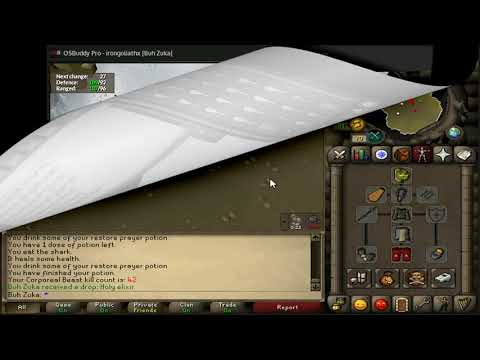 OSRS| Bossing 2 Build Bank| Arma & Corp