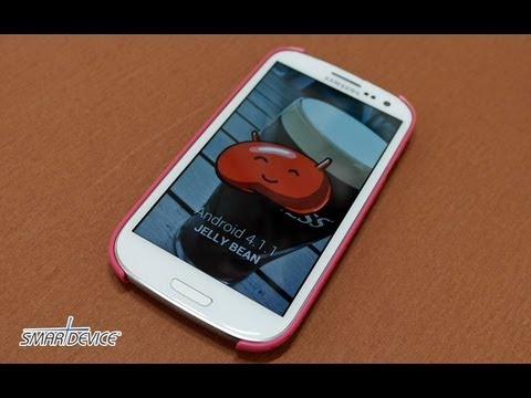 Galaxy S3 jellybean(4.1.1) / 갤럭시S3 젤리빈 업데이트