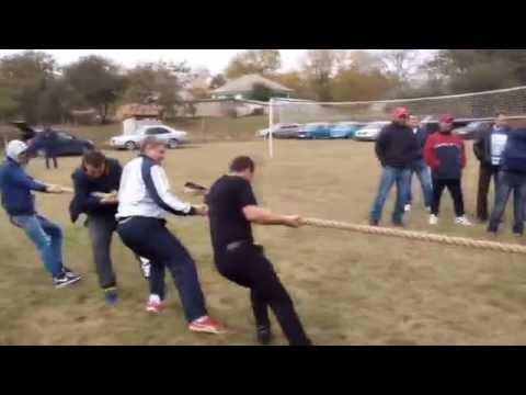Sport la hramul satului Clocusna