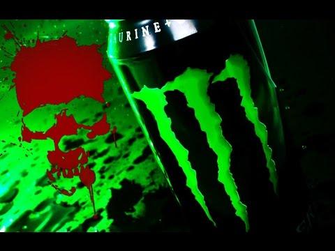 El Oscuro Secreto de la Bebida Energética Monster Energy (muertes) - YouTube