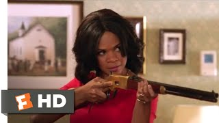 Almost Christmas (2017) - Inviting the Mistress to Dinner Scene (8/10) | Movieclips