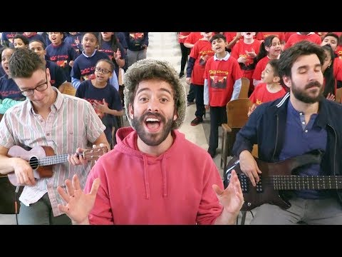 Robin - AJR Perform 100 Bad Days with PS22 Children's Choir
