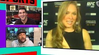Ronda Rousey -- I