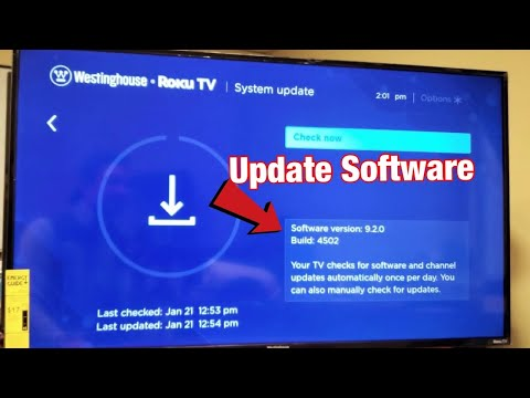 Westinghouse Smart TV: How To Do Software System Update To Latest Version