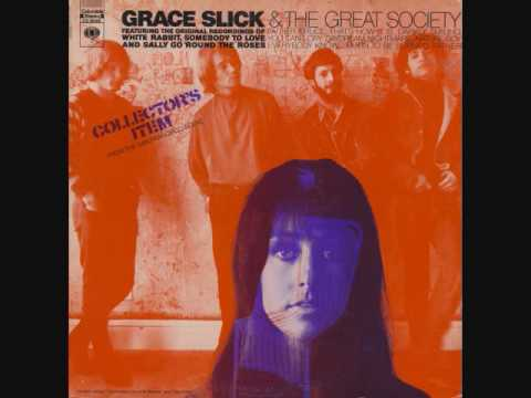 GRACE SLICK & THE GREAT SOCIETY-White Rabbit