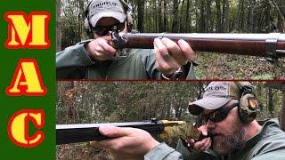 Civil War Shoot-Off - 1860 Henry vs 1861 Springfield