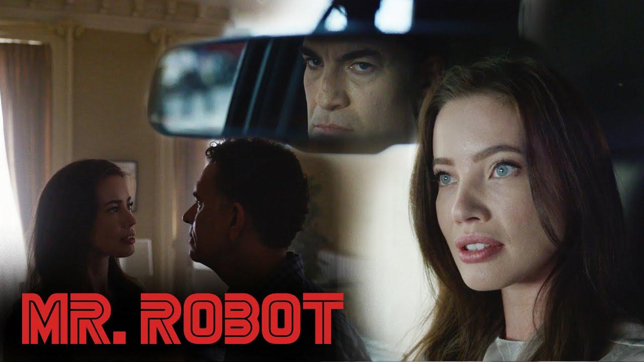 Ms Wellick's Struggles | Mr. Robot