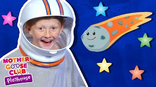 Astronaut Meets Asteroid + More | Mother Goose Club Dress Up Theater #NurseryRhymes