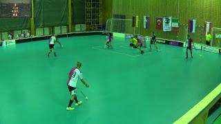 25. 8. 2017 Slovak floorball cup 2017 - piatok deň č. 2