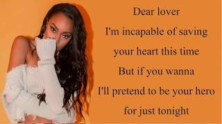 Little Mix & Dua Lipa - New Rules/ Dear Lover  (Lyrics)