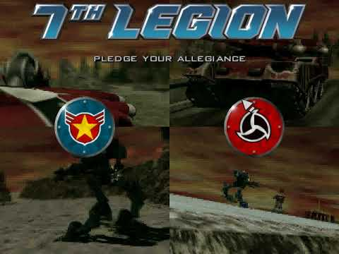 7th Legion Mission 1 (old Game) |