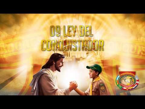 09 Ley del Conquistador - 4 Campori Sudamericano Barretos 2014