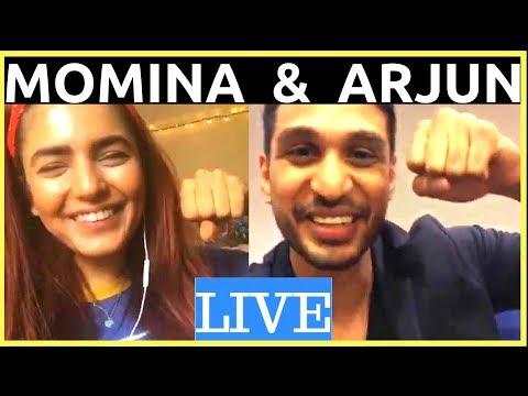 """I'm Coming India!"" Momina Mustehsan 