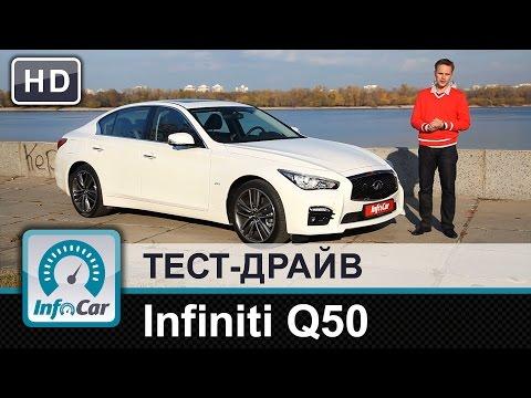 Infiniti Q50 V37 Седан