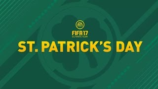 50+ ST. PATRICK DAY PACKS // FIFA MOBILE // PACK OPENING