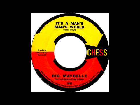 Big Maybelle - It's A Man's Man's World (James Brown Cover) mp3