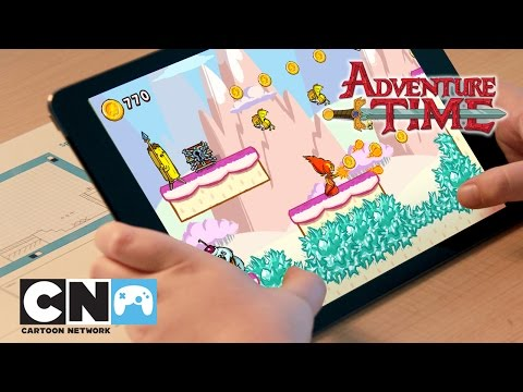 Adventure Time Game Wizard – Tips & Tricks | Mobile App | Cartoon Network
