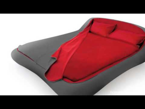 Simply Genius  Letto Zip, the Bed That Almost Makes Itself [HD]