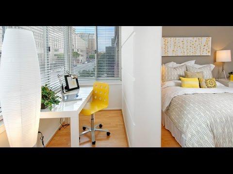 SoMa Square Apartments - San Francisco - 1 Bedroom M - YouTube